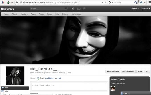 Profilbild blackbook v för vendetta