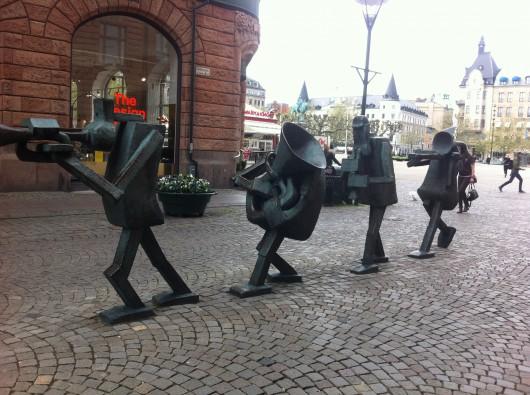 offentlig konst i malmö